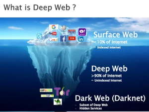 All You must know About Dark Web