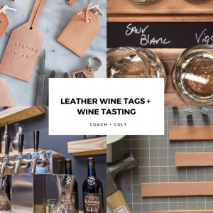 leather making workshop