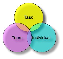 The team leader training  – the quantitative and subjective accomplishments of the group
